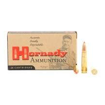 20 munitions Hornady .300 Blackout 135 gr FTX