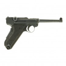 Pistolet Luger 1906/29 de surplus 7.65x21 mm