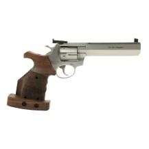 Revolver Alfa Stainless Sport Target inox calibre au choix