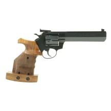 Revolver Alfa Steel Sport Target noir calibre au choix