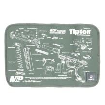 Tapis de démontage et nettoyage Tipton S&W M&P