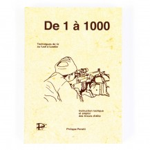 """De 1 à 1000"" de Philippe Perotti"