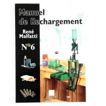 """Manuel de Rechargement"" de René Malfatti, N°6"
