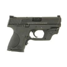 Pistolet S&W M&P9 Compact CT Laserguard 9x19