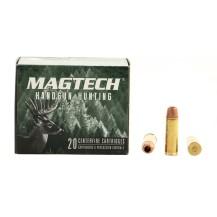 20 munitions Magtech HP 225 gr 454 Casull