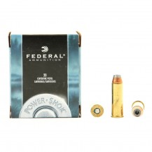 20 munitions Federal Power-Shok, .41 Rem. Mag.