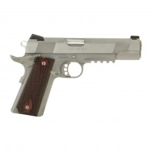 Pistolet Colt Government Rail Gun inox .45 ACP