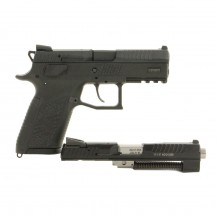 Pack pistolet CZ P07 9x19 + Conversion Kadet .22 LR