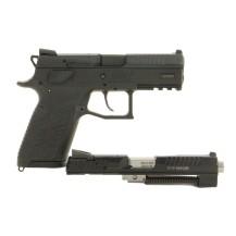 Pack pistolet CZ P07 9x19 + Conversion Kadet .22 LR