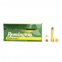 20 munitions Remington Core Lokt SP 405 Gr, .47-70 Govt