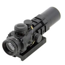 Lunette Burris AR-332 Prism Sight 3x32 réticule lumineux