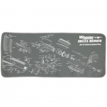 Tapis de démontage Wheeler Engineering pour AR15