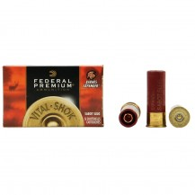 5 munitions Federal Premium Sabot Slug calibre 20/70