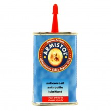 Burette d'huile pour armes Armistol, 120 ml