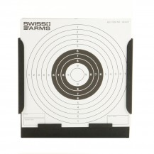 Porte-cible Métallique Swiss Arms 4.5