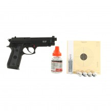 Pack découverte Swiss Arms SA P92 full metal