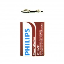 Pile 9 volts High Energy