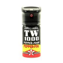 Bombe de défense TW 1000 Pepper Foam 40 ml