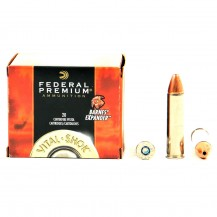 20 munitions Federal Premium, calibre 460 S&W