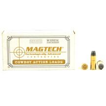 50 munitions Magtech plomb, calibre .44 Spécial