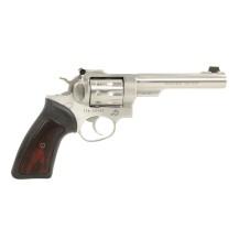 "Revolver Ruger GP100 canon 5.5"" calibre .22 LR"