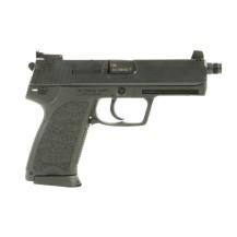 Pistolet HK USP SD, calibre 9x19 mm, canon fileté