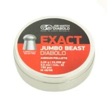 150 plombs JSB Exact Jumbo Beast Diabolo, 5.5 mm