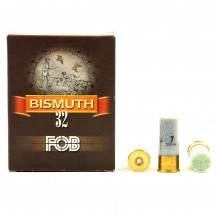 10 munitions FOB Bismuth 32g, calibre 12/67