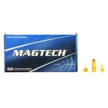 50 munitions Magtech, calibre .25 Auto (6.35 mm)