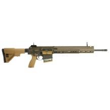 "Carabine H&K MR 308 A3 G28 20"" couleur au choix"