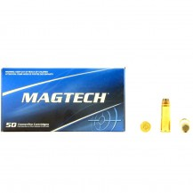 50 munitions Magtech, calibre 44 Rem-Mag