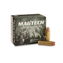 20 munitions Magtech Handgun Hunting .500 S&W 275 gr