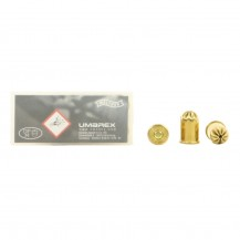 10 munitions Walther Pepper calibre 9 mm RK