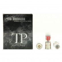 10 munitions Tunet Premier Speed Brenneke, 12/70