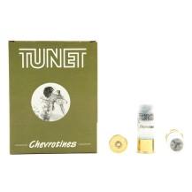 10 munitions Tunet Chevrotines bourre grasse, 12/67