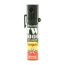 Spray de défense TW 1000 Pepper Jet Liquide 20 ml