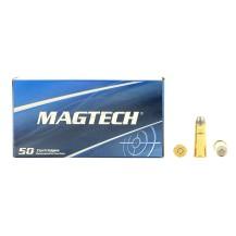 50 munitions Magtech à balle plomb .44-40 Win 200 gr