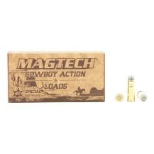 50 munitions Magtech Cowboy .44-40 Win 200 gr