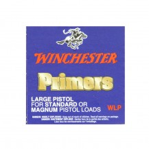 100 amorces Winchester Large Pistol