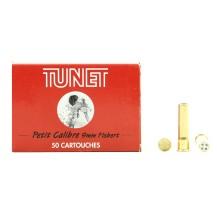 50 cartouches Tunet 9 mm Flobert, plomb n° 8