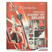 Kit de rechargement Hornady Lock-n-load Classic Deluxe