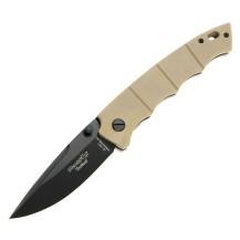 Couteau Black Fox Tactical Sai G10 couleur désert