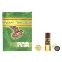 10 cartouches FOB ARX 36 super chasse calibre 12/70