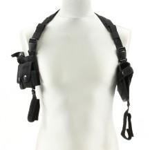 Holster d'épaule Strike Systems noir ASG pour revolver
