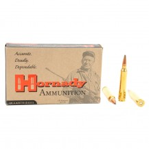 20 cartouches Hornady Custom BTSP .300 Win Mag