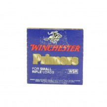 100 amorces Winchester Small Rifle