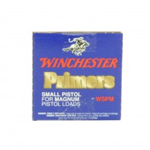 100 amorces Winchester Small Pistol Magnum