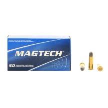 50 munitions Magtech .38 SPL 158 grains LRN