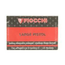 150 amorces Fiocchi Large Pistol