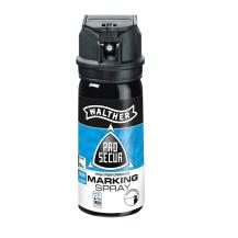 Spray de marquage Walther Pro Secur bleu, 50 ml